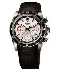 Tudor Grantour Chrono 20530N With Black Dial