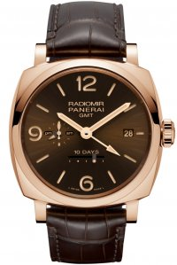 Panerai Radiomir 1940 10 Days GMT Automatic Oro Rosso PAM00624