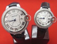 CARTIER ballon bleu WATCH, SMALL MODEL WE9003Z3-4