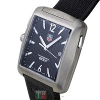 TAG Heuer GOLF WATCH Professional Golf Tiger Woods Edition WAE1