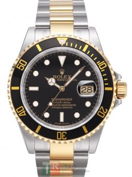 ROLEX SUBMARINER DATE 16613B Replica Men's Watch