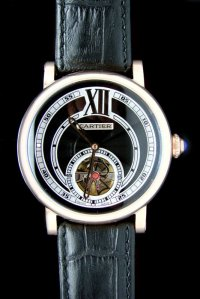Cartier Flying Tourbillon Watch Calibre 9452 MC