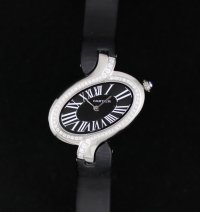 Cartier Delices De Cartier Diamond Replica Watch