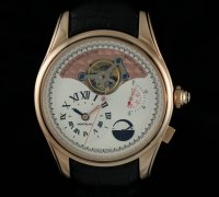 Montblanc ExoTourbillon Chronograph Villeret 1858 Replica Watch