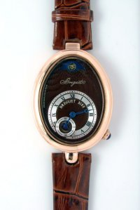 Breguet Reine de Naples 5122 Collection brown Dial Watch