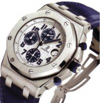 Audemars Piguet Royal Oak Offshore NAVY 26020ST.OO.D020IN.01