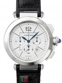 Cartier Pasha 42mm Automatic Chronograph W3108555