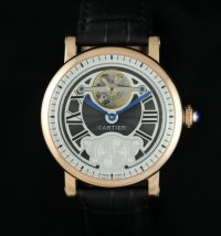 Cartier Flying Tourbillon Minute Repeater Replica