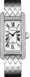 Cartier Tank Americaine watch WB710011