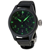 Replica IWC Big Pilot's Watch TOP GUN Boutique Edition Green IW501903