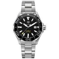 Tag Heuer Aquaracer Automatic Black Dial Men's Watch WAY201A.BA0927