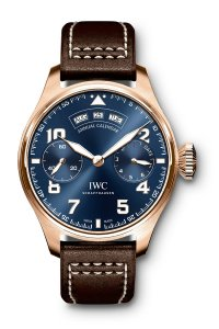"Replica IWC Big Pilot's Watch Annual Calendar Edition ""Le Petit Prince"" IW502701"