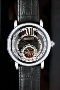 Cartier Flying Tourbillon Calibre 9452 MC Watch