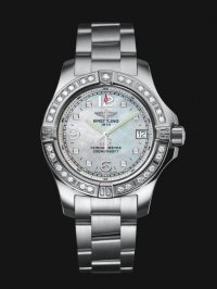 Breitling Colt Stainless Steel Lady A7738853/A769/175A Watch