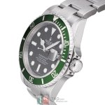 SWISS ROLEX SUBMARINER DATE 16610LV Watch