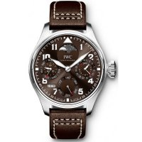 Replica IWC Big Pilot Brown Dial Automatic Men's Watch IW503801