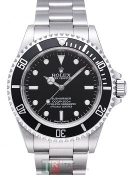 ROLEX SUBMARINER 14060M Black Dial 2009 Replica Watch