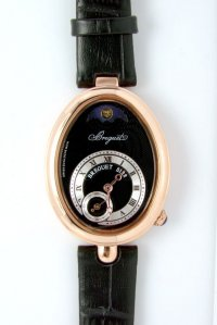 Breguet Reine de Naples 5122 Collection Black Dial Watch