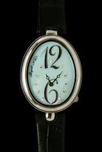 Breguet Reine de Naples Ladies Watch In Steel