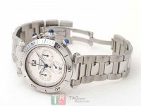 Cartier PASHA 38mm CHRONOGRAPH W31030H3