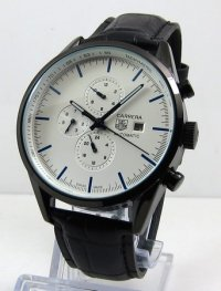 Tag Heuer Carrera Automatic Chrongraph White Watch