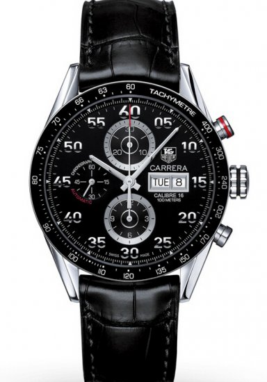 TAG Heuer Carrera Day-Date Chronograph CV2A10.FC6235