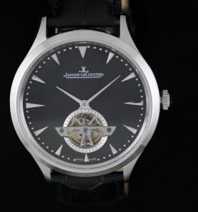 Jaeger LeCoultre Master Ultra Thin Tourbillon Watch