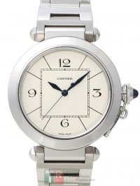 Cartier Pasha 42mm Automatic W31072M7