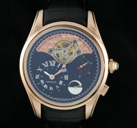 Replica Montblanc ExoTourbillon Chronograph Villeret 1858 Watch