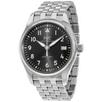 Replica IWC Pilot Automatic Slate Grey Dial Watch IW324002