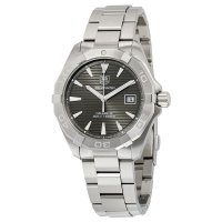 Tag Heuer Aquaracer Automatic Anthracite Dial Stainless Steel Men's Watch WAY2113.BA0928