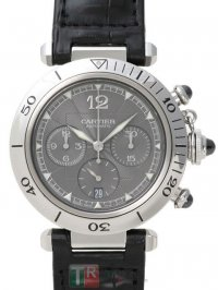 Cartier PASHA 38mm CHRONOGRAPH W3107355