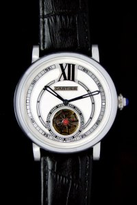 Cartier Flying Tourbillon Calibre 9452 MC Replica Watch
