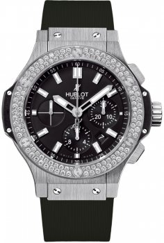 Hublot Big Bang Black Dial Chronograph 301.SX.1170.RX
