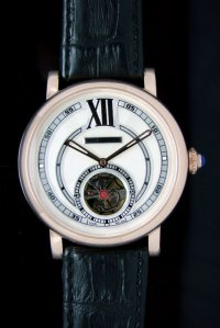 Replica Cartier Flying Tourbillon Watch Calibre 9452 MC