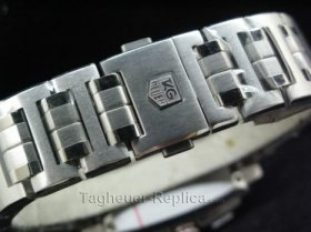 TAG HEUER Monaco LS CALIBRE 12 SWISS CASING AR GLASS STEEL BLACK