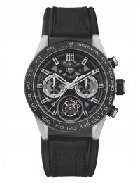 Tag Heuer Carrera Tourbillon Chronograph Automatic Men's Watch CAR5A8Y.FC6377