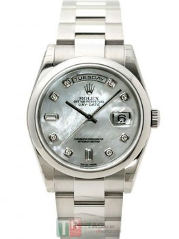 Replica ROLEX DAY-DATE Watch 118209NG