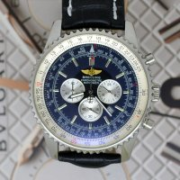 Breitling Chronometre Navitimer Blue Face