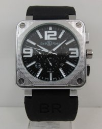 Bell & Ross BR 01-94 Steel Chronograph